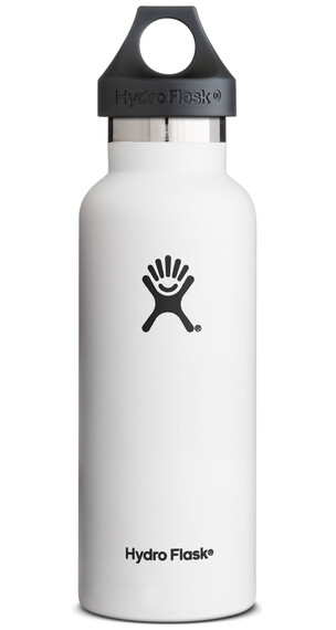 Hydro Flask Standard Mouth 530 ml White
